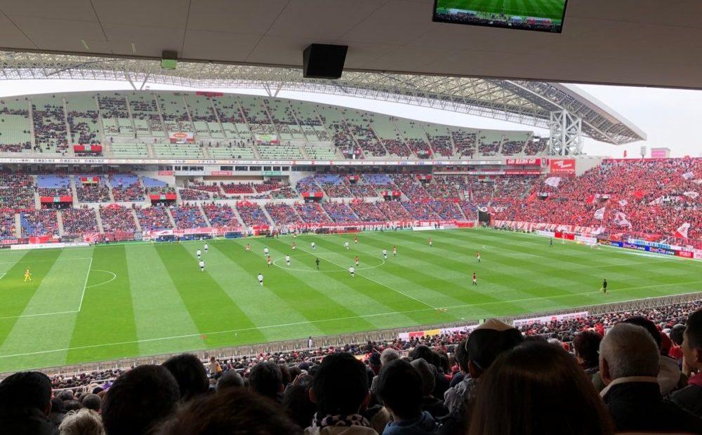 2019 浦和レッズ vs FC東京 スタジアム観戦