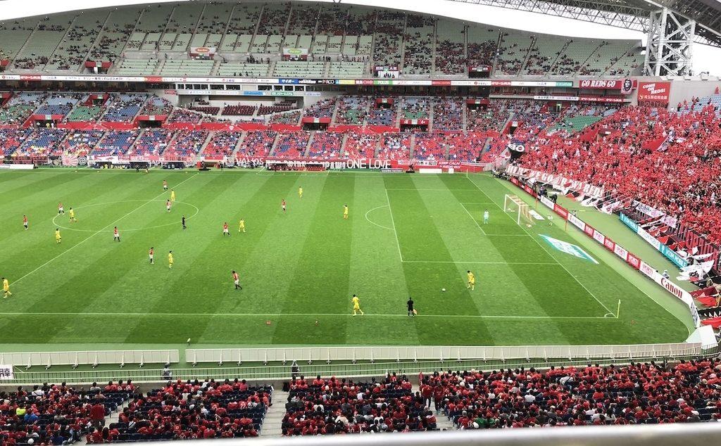 2018シーズン 浦和レッズ vs 柏レイソル