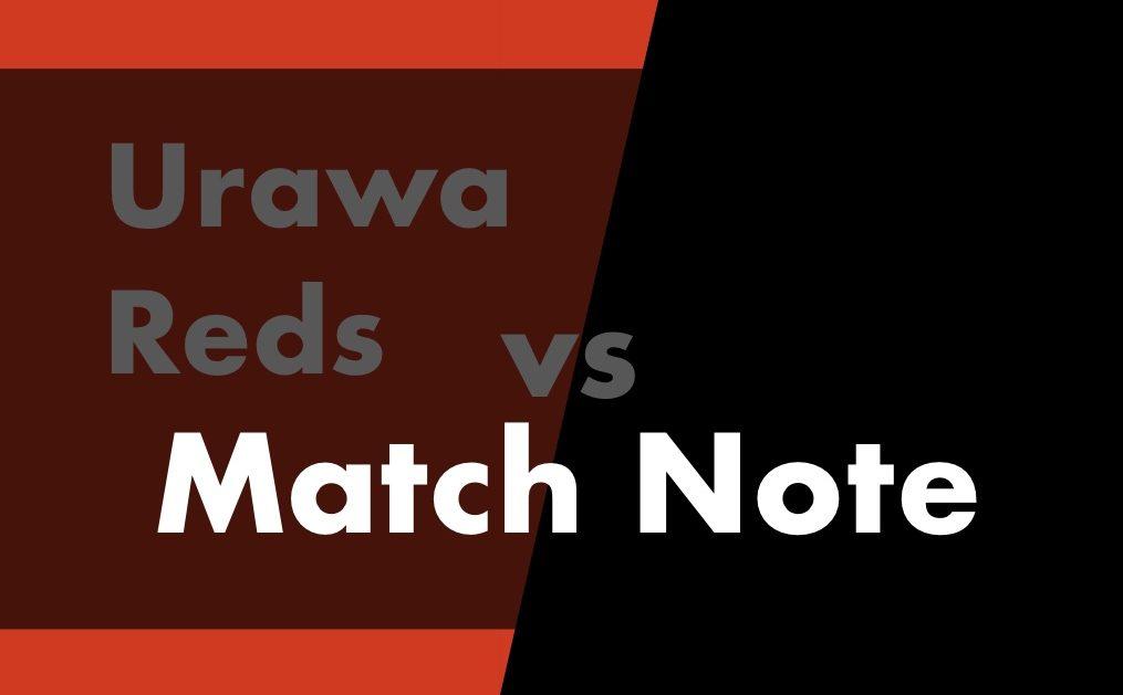Match Note 試合について